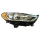 1ALHL02524-2013-16 Ford Fusion Headlight