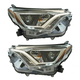 1ALHP01247-2016-17 Toyota Rav4 Headlight Pair