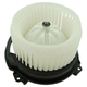 1AHCX00356-Heater Blower Motor with Fan Cage