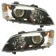 1ALHP01249-2008-09 Pontiac G8 Headlight Pair