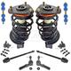 1ADRK00138-1997-98 Dodge Dakota Door Lock Actuator & Integrated Latch Pair  Dorman 931-624  931-625