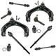 1ASFK05147-Steering & Suspension Kit
