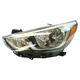 1ALHL02531-2015-16 Hyundai Accent Headlight
