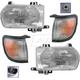 1ALHT00218-Nissan Pathfinder Lighting Kit