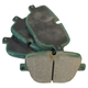 1ABPS02372-Land Rover Brake Pads