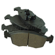 1ABPS02407-2012-16 Fiat 500 Brake Pads