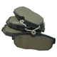 1ABPS02405-Ford Mustang Brake Pads