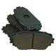 1ABPS02411-2012-16 Toyota Yaris Brake Pads