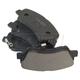 1ABPS02410-2012-16 Hyundai Accent Kia Rio Brake Pads