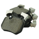 1ABPS02402-BMW 135i 135is Brake Pads