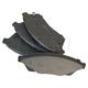 1ABPS02401-2010-16 Cadillac SRX Brake Pads