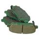 1ABPS02392-2014-16 Kia Forte Koup Brake Pads