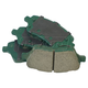 1ABPS02382-2014-16 Ford Fiesta Brake Pads