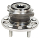1ASHR00324-Acura RL TL Wheel Bearing & Hub Assembly