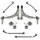 1ASFK05156-Nissan Altima Maxima Steering & Suspension Kit