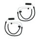 1AERK00176-2000-06 BMW X5 Brake Pad Wear Sensor Front Pair