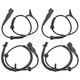 1AERK00158-2004-07 Ford Focus ABS Wheel Speed Sensor (Set of 4)