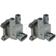 1AERK00145-1998-99 Chevy Prizm Toyota Corolla Ignition Coil Pair