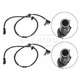 1AERK00124-1993-94 Ford Explorer Mazda Navajo ABS Sensor & Harness Pair