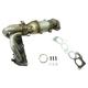 1AEEM00847-Scion tC Toyota Rav4 Exhaust Manifold with Catalytic Converter & Gasket Kit