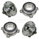 1ASHS01099-BMW Wheel Bearing & Hub Assembly