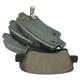 1ABPS02428-Hyundai Tucson Kia Sportage Brake Pads