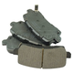 1ABPS02421-Acura RLX TLX Brake Pads