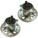 1ASHS01098-Toyota Avalon Camry Wheel Bearing & Hub Assembly Pair