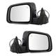 1AMRP01927-2014-17 Jeep Grand Cherokee Mirror Pair