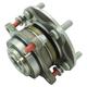 1ASHF00535-Toyota Sequoia Tundra Wheel Bearing & Hub Assembly