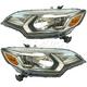 1ALHP01251-2015-17 Honda FIT Headlight Pair