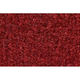 ZAICF00013-1969-70 American Motors AMX Passenger Area Carpet 7039-Dark Red/Carmine