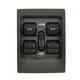 WEWES00002-2001-05 Chrysler PT Cruiser Master Power Window Switch  Wells Vehicle Electronics SW4412