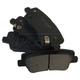 1ABPS02435-Cadillac ATS CTS Brake Pads