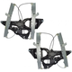 1AWRK00622-2003-06 Window Regulator Front Pair