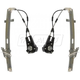 1AWRK00666-Mazda Protege Window Regulator Front Pair