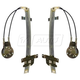 1AWRK00664-Mazda 626 Window Regulator Front Pair
