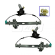 1AWRK00641-2006-11 Window Regulator Front Pair