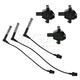 1AERK00253-Mercedes Benz Ignition Wire & Coil Kit