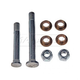 1ADMX00146-Honda Door Hinge Pin & Bushing Kit (2 Pins  4 Bushings  & 2 Lock Nuts)