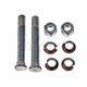 1ADMX00143-2000-13 Toyota Tundra Door Hinge Pin & Bushing Kit (2 Pins  4 Bushings  & 2 Lock Nuts)