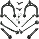 1ASFK05190-Steering & Suspension Kit