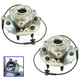 1ASHS01102-Wheel Bearing & Hub Assembly Pair