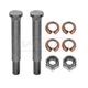 1ADMX00144-2005-17 Toyota Tacoma Door Hinge Pin & Bushing Kit (2 Pins  4 Bushings  & 2 Lock Nuts)
