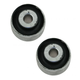 1ASFK00982-Volvo S60 S80 V70 Control Arm Bushing Front Pair