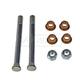 1ADMX00148-2005-10 Nissan Frontier Door Hinge Pin & Bushing Kit (2 Pins  4 Bushings  & 2 Lock Nuts)  Dorman 38499