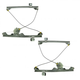 1AWRK00928-Window Regulator Pair