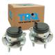 1ASHS01108-Chevy Caprice Pontiac G8 Wheel Bearing & Hub Assembly Pair