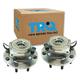 1ASHS01107-2007-10 Wheel Bearing & Hub Assembly Pair