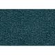 ZAMAF00258-Ford Mustang Mercury Capri Floor Mat 818-Ocean Blue/Bright Blue  Auto Custom Carpets 8886-160-1102000000